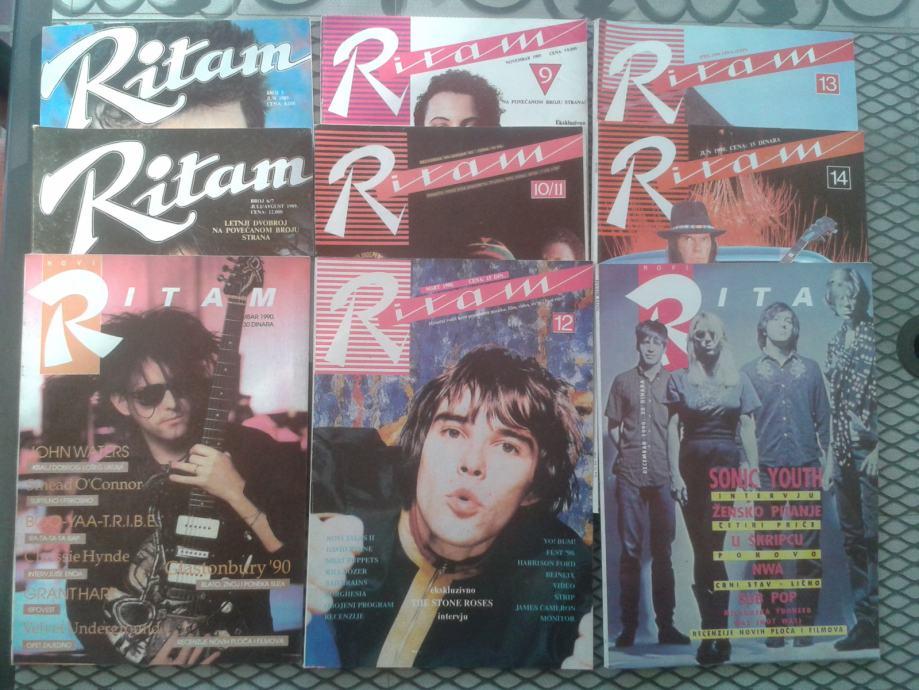 Ritam, muzički časopis