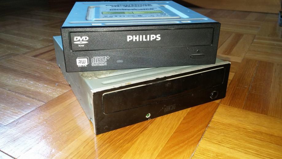 2x CD/DVD čitači/pržilice