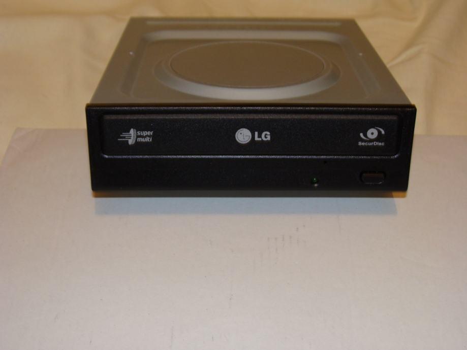 DVD przilica LG