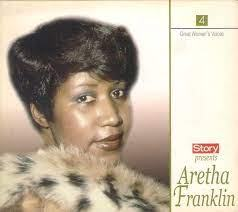 Aretha Franklin - Great Women's Voices 4  DP