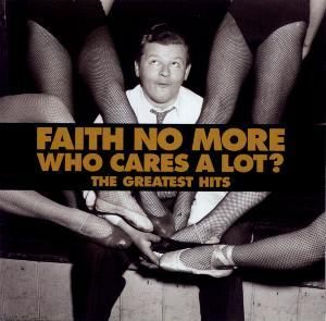 FAITH NO MORE - WHo CARES A LOT ? THE  GREATEST HITS 2CD