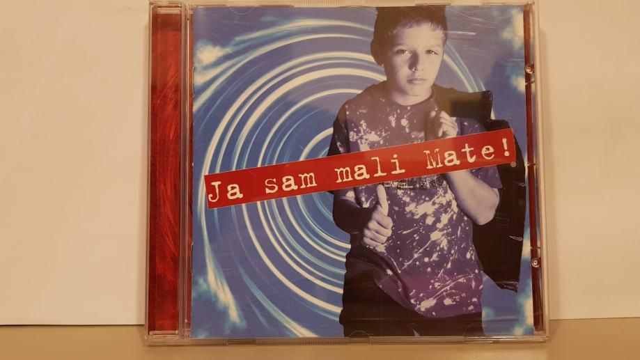 Mali Mate - Ja sam mali Mate!   CD