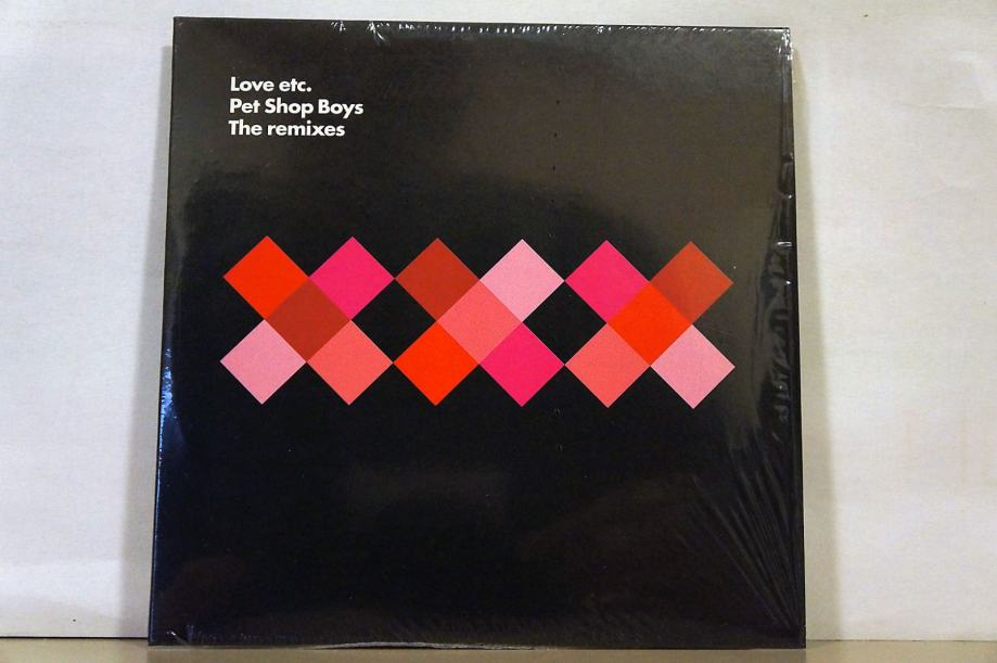 Pet Shop Boys - Love Etc. Remixes (U.K. Maxi CD Single)