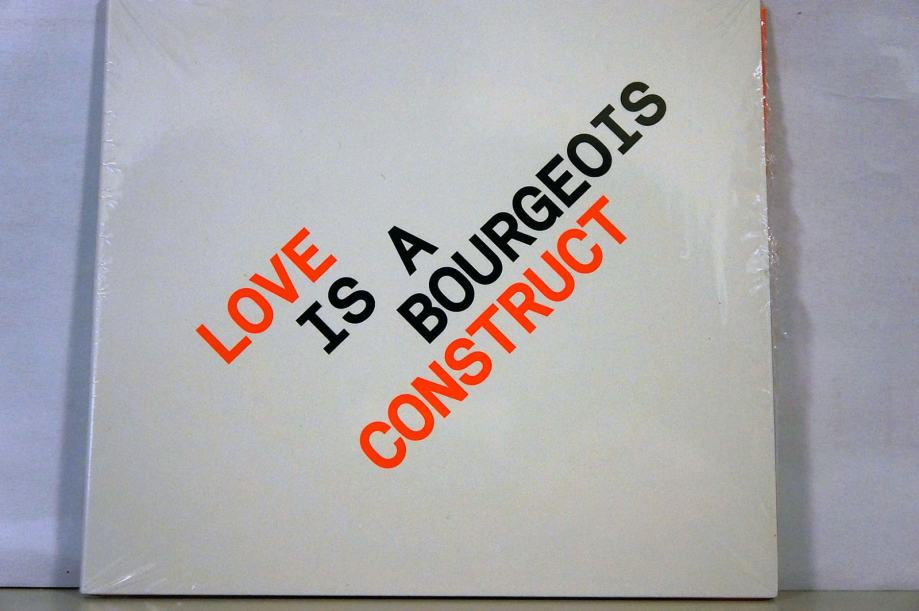 Pet Shop Boys - Love Is A Bourgeois Contract (Maxi CD Single)