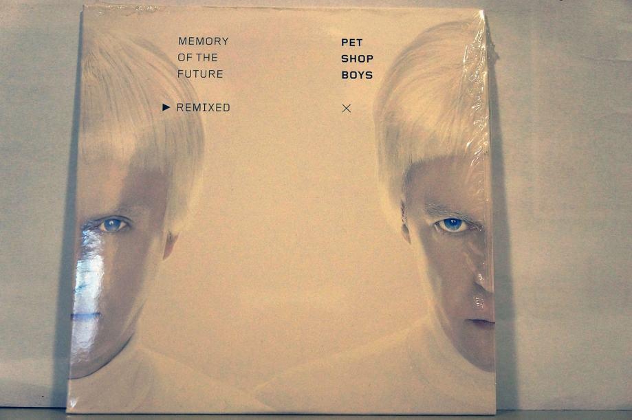 Pet Shop Boys - Memory Of The Future Remixed (Maxi CD Single)