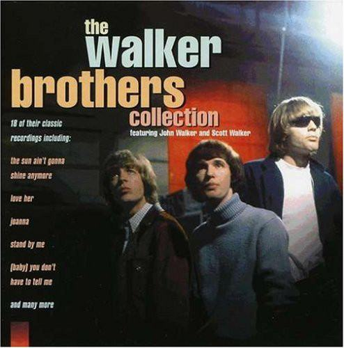 the WALKER BROTHERS - collection  SX1