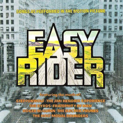 Various - Easy Rider (Music From The Motion Picture Soundtrack) - CD