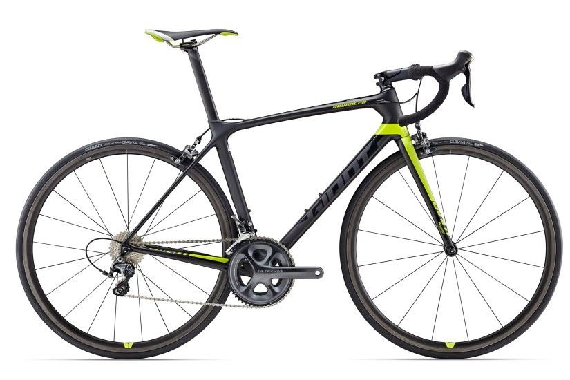 Cestovni bicikl Giant TCR Advanced Pro1
