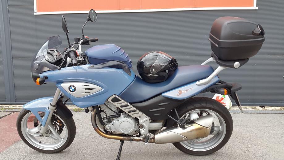 BMW F 650 CS Scarver 2002 na prodej - motoinzerce