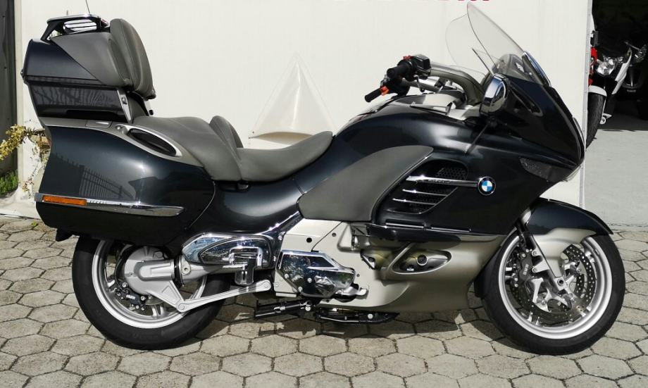 1999 BMW K 1200 LT Touring Motorcycle From Palestine, TX