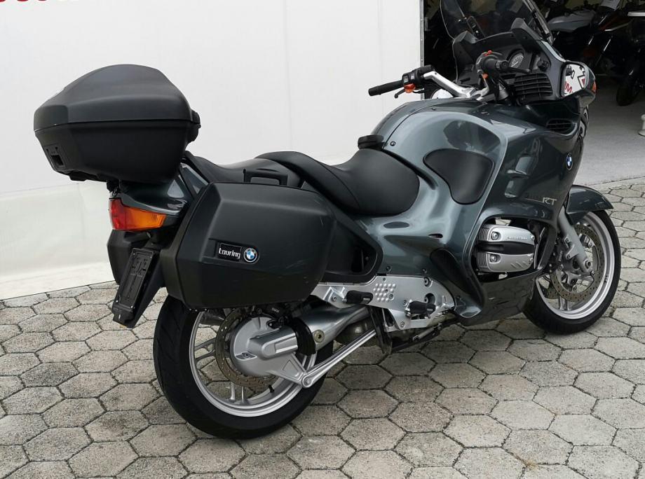 BMW R 1150 RT 1150 cm3, 2002 god.