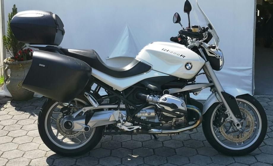 BMW R 1200 R ABS ESA 1200 cm3, 2009 god.