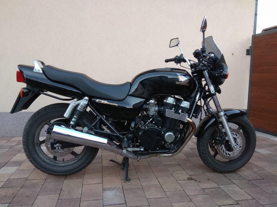 HONDA CB 750 Seven Fifty 2003 fiche technique