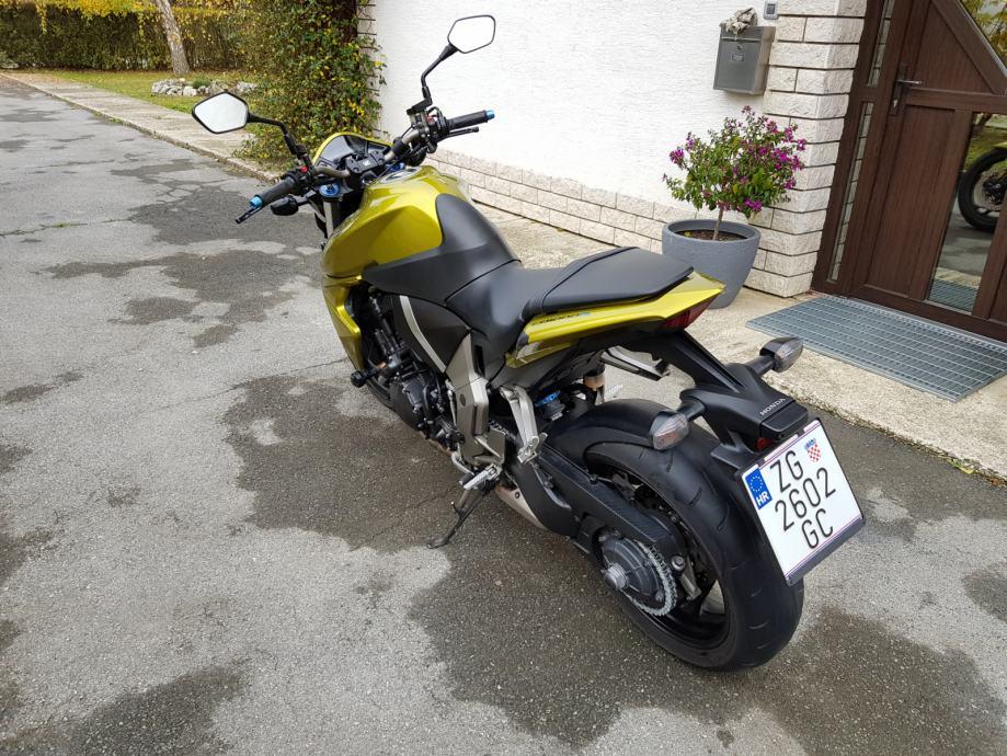 Honda CB1000R 2009 Specs and Photos