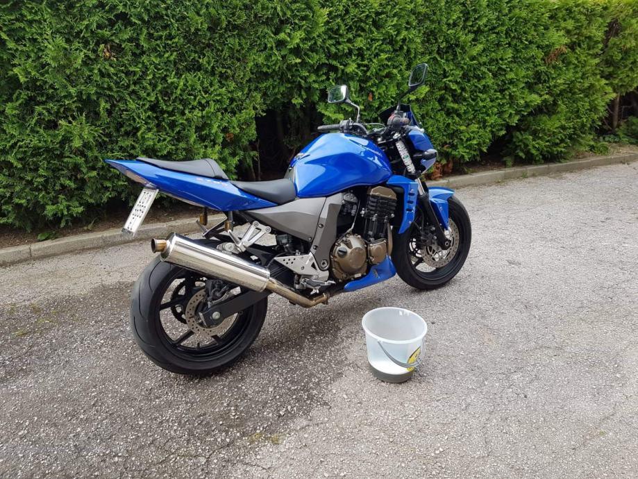 Kawasaki Z 750, 2005 god.