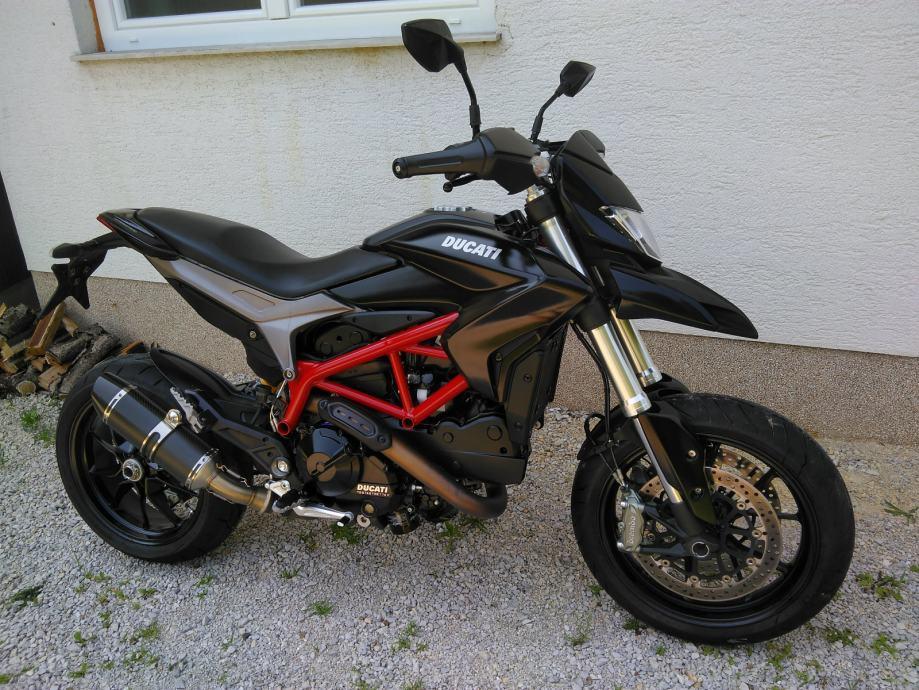 Ducati Hypermotard 821 Abs Dtc, 2014 god.