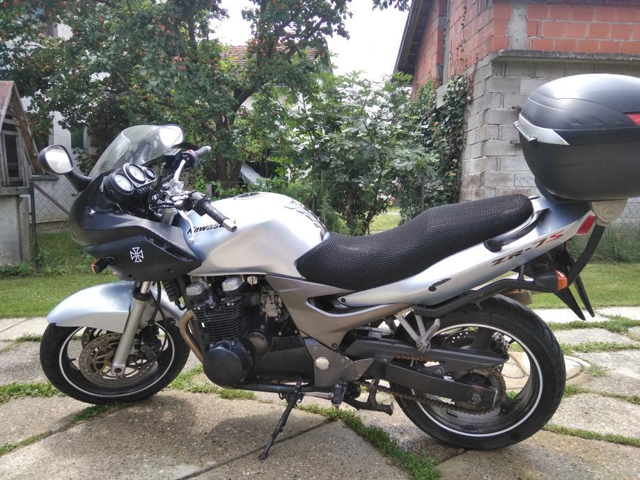 Kawasaki 750 ZR-7 N 1999 - Galerie moto - MOTOPLANETE