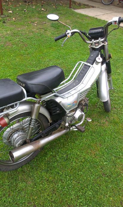 2008 Lifan LF50QT-2A Metro - Moto.ZombDrive.COM