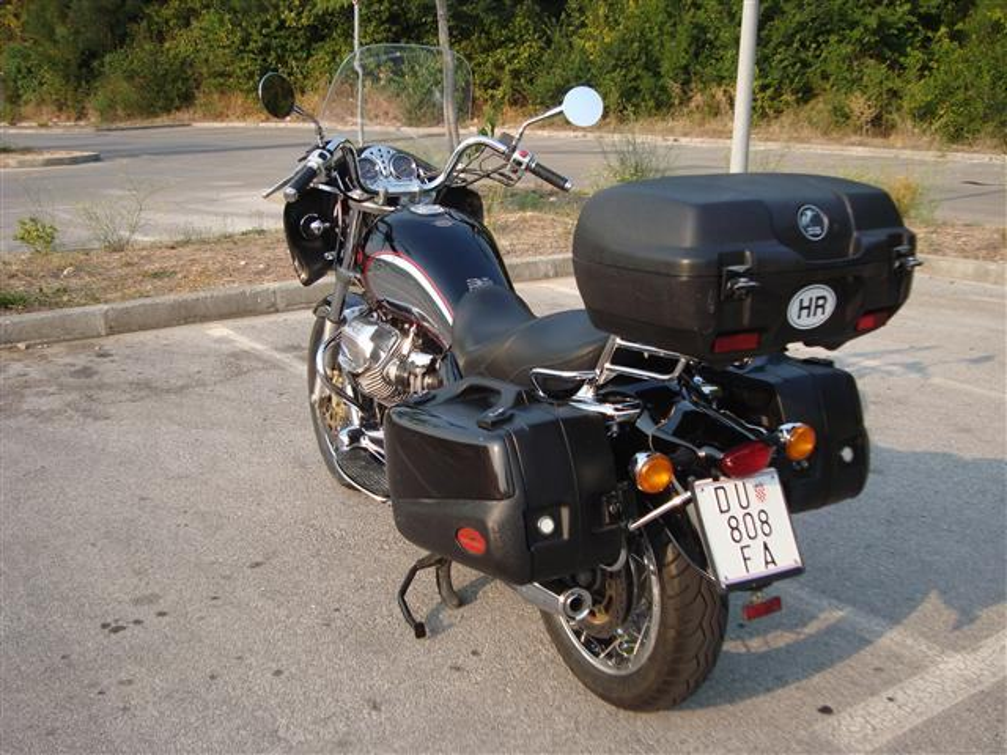 Brugt Moto Guzzi California 1100 EV 2002 til salg - 123mc