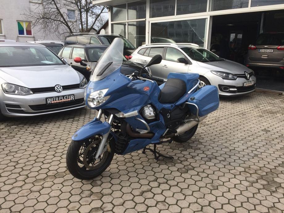 Moto Guzzi MOTO GUZZI NORGE 1200 GT ABS 4.468 km, 2014 god.