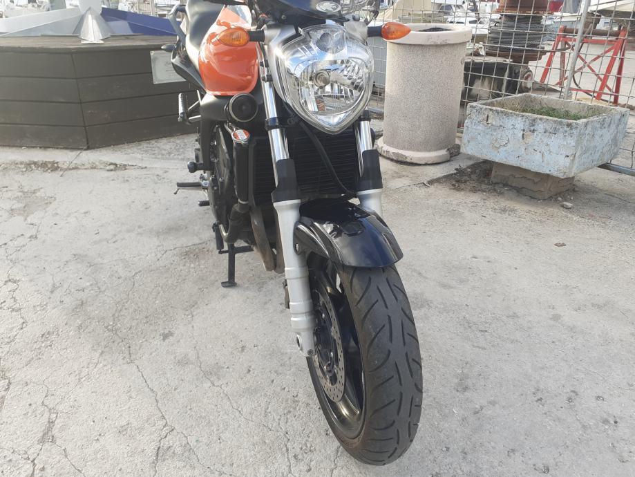 Yamaha Fazer 600 cm3 Naked, 2006 god.