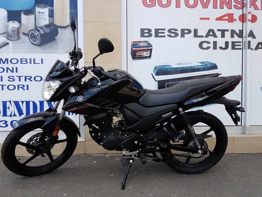 Yamaha YS 125 125 cm3, 2017 god.