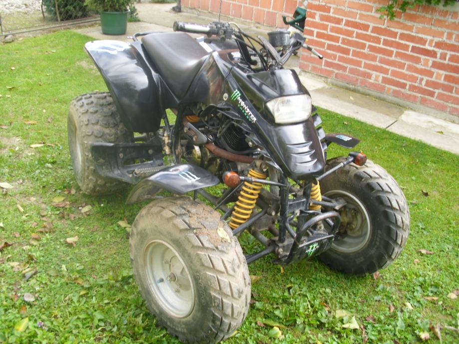 ATV SMC RAM 250 cm3, 2006 god.