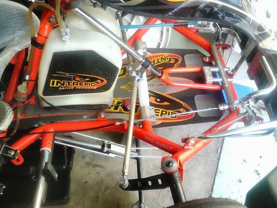 Karting Intrepid Raptor Rotax Max Evo 2015 God