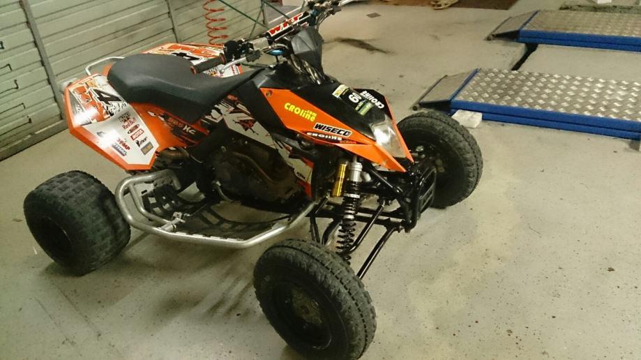 KTM ATVs 2008