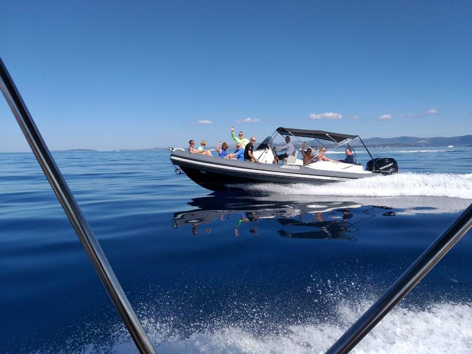 Charter GUMENJAKA u Trogiru - RENT A BOAT