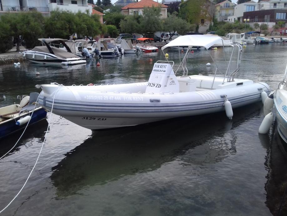 RENT A BOAT ZATON , ZADAR GUMENJAK EUROMARINE 950