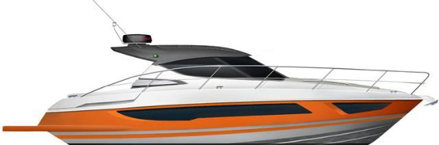 FOCUS POWER 36 HARD TOP-MOTOR YACHT CHARTER IN ZADAR-2020-NEW