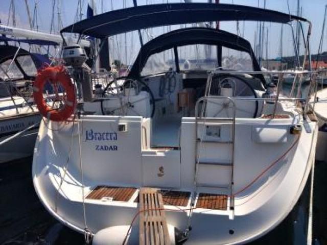 !!MURTER!VIDEO!!NAJAM JEDRILICE BENETEAU OCEANIS clipper 473!!!NOVO!Sv