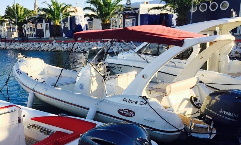 Nuova Jolly Prince 23 (Rent a RIB in Split)