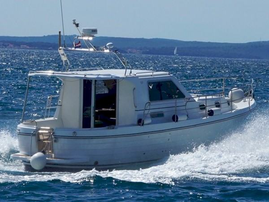 SAS Vektor Adria 1002 BL for rent - Zadar