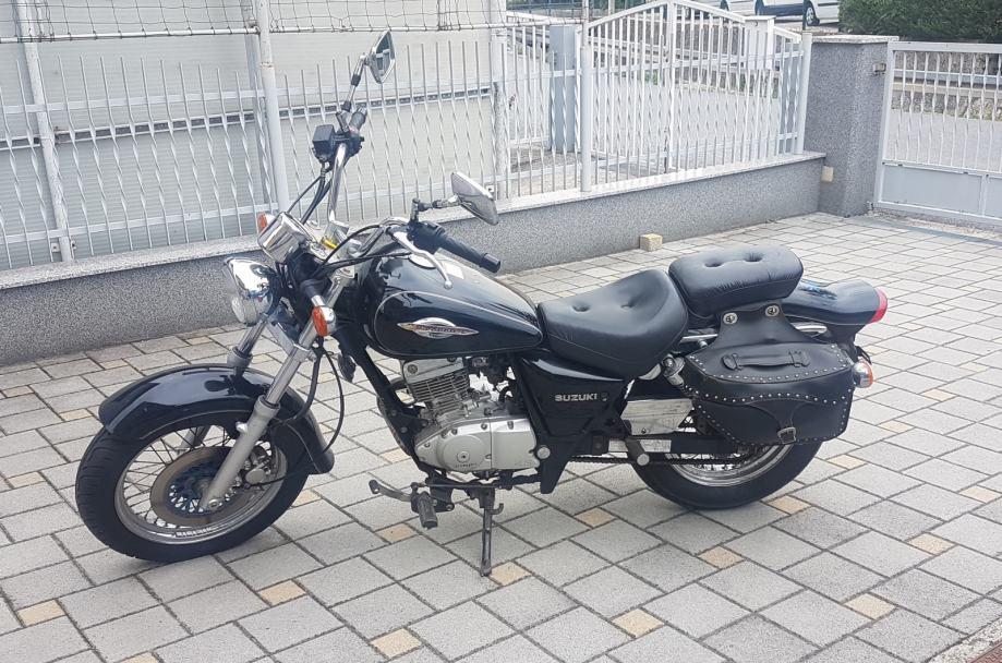 Suzuki Marauder 125 cm3, 1998 god.