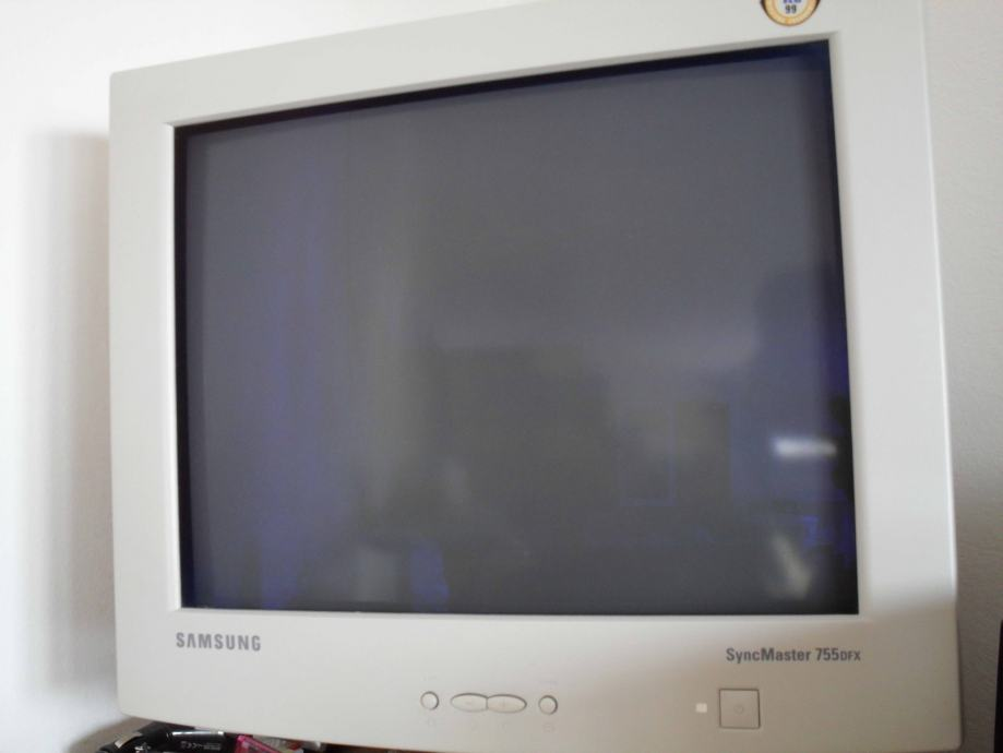 Monitor Samsung 755DFX 17''