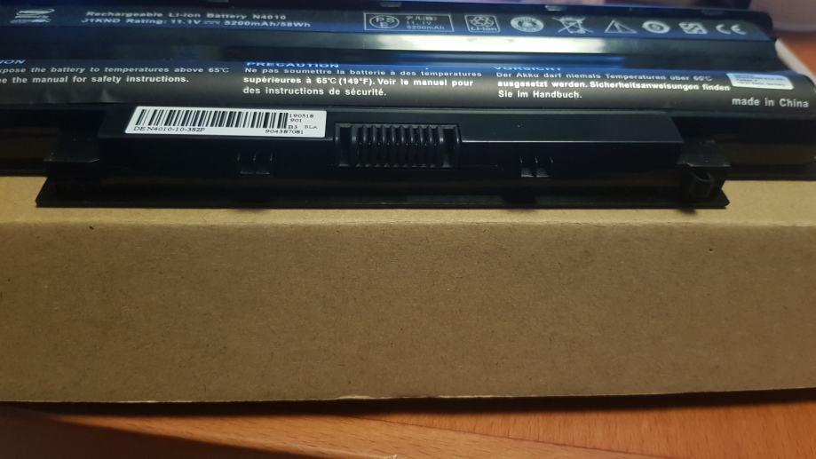Baterija za DELL Inspirion 13R, 14R i 15R