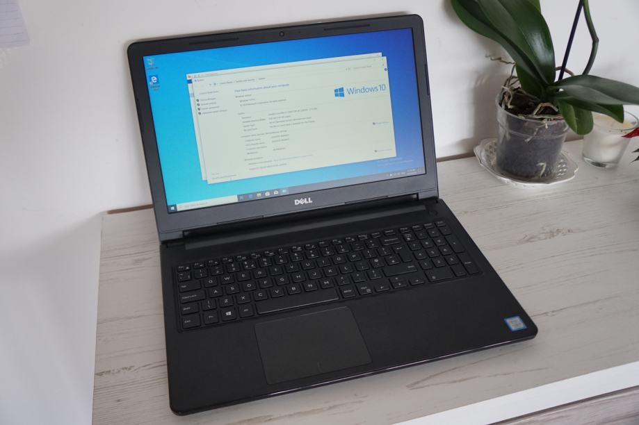 Dell Vostro 15 3568 / Intel Core i5-7200U / 8GB DDR4 / 1TB HDD