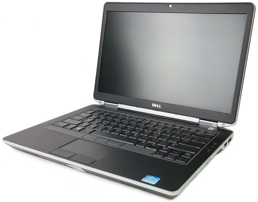 "Dell Latitude E6430, 14"", i7 - 3.7Ghz, 8GB, 500 HDD, WiFi, Lan, eSATA,"