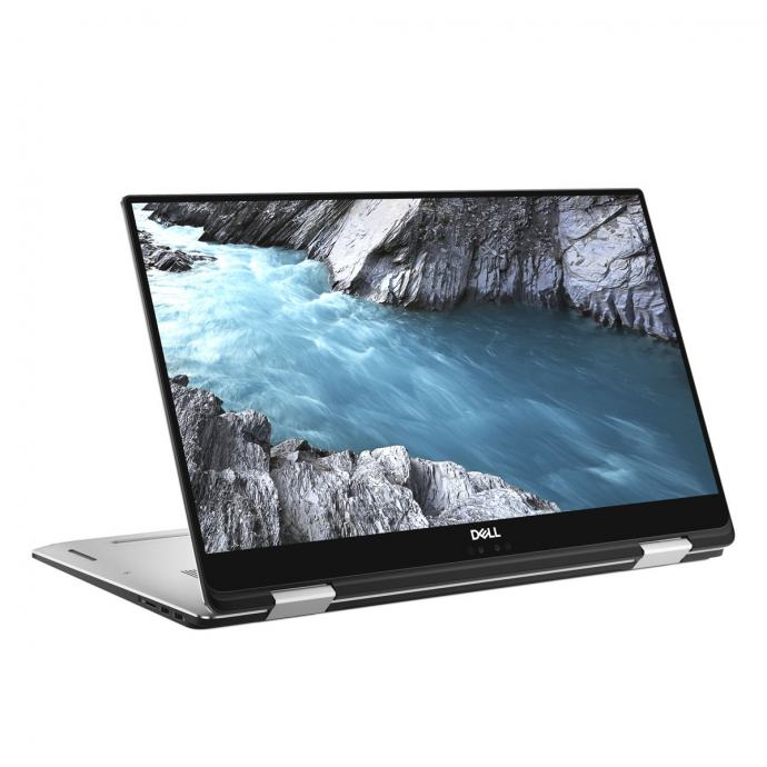 Dell XPS 15 2-in-1 9575 2018, Core i5-8305G, 8GB RAM, 256GB SSD, Win10