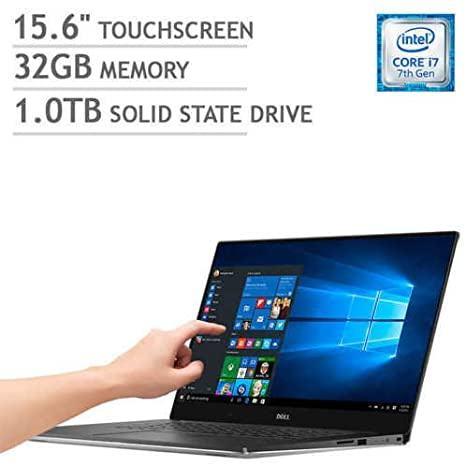 Dell XPS 15 9560,15.6'' 4K TOUCH i7   1TB   32GB   GTX1050   Win10 R1