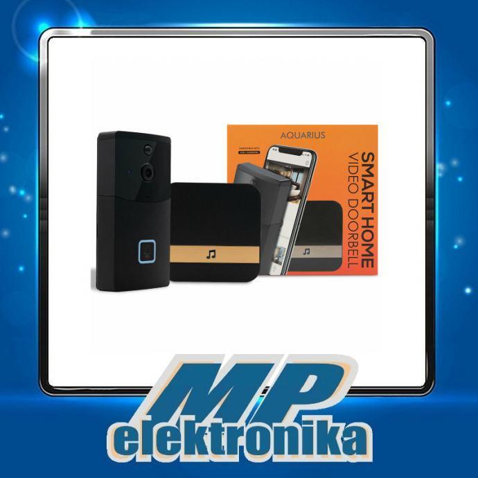 Aquarius Video Portafon Sa Zvonom Smart Home