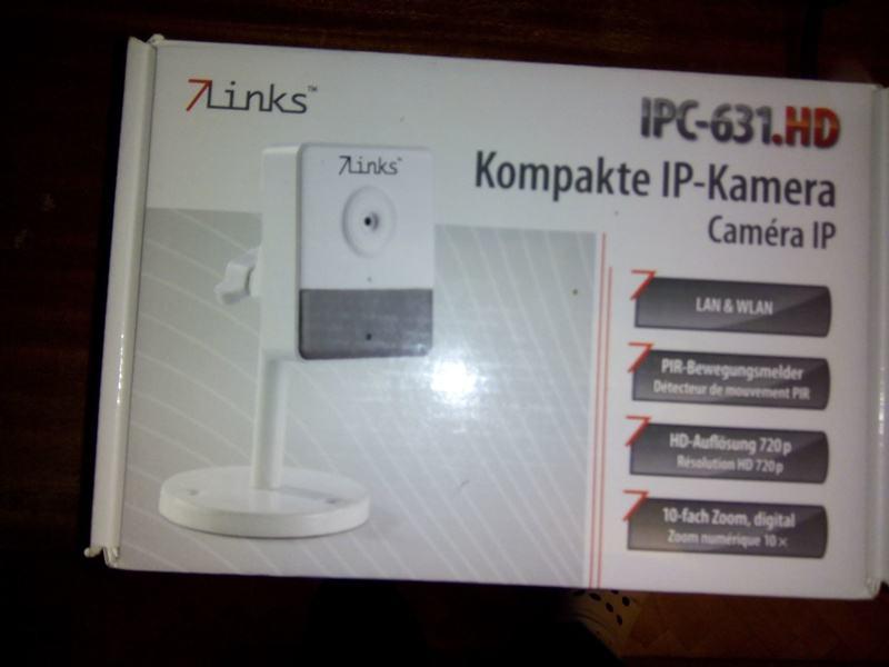 Nadzorna iP kamera  može i zamjena