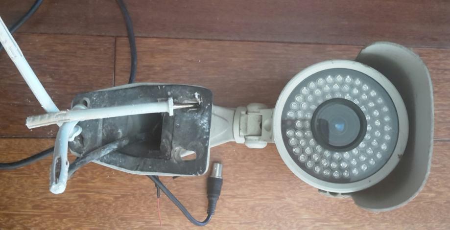 Komplet za video nadzor