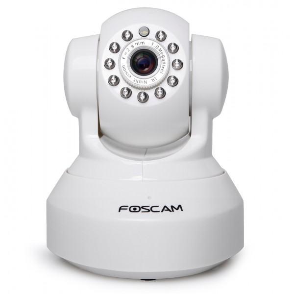 Nadzorna IP kamera FOSCAM FI9816P bijela, video nadzor 720p WiFi