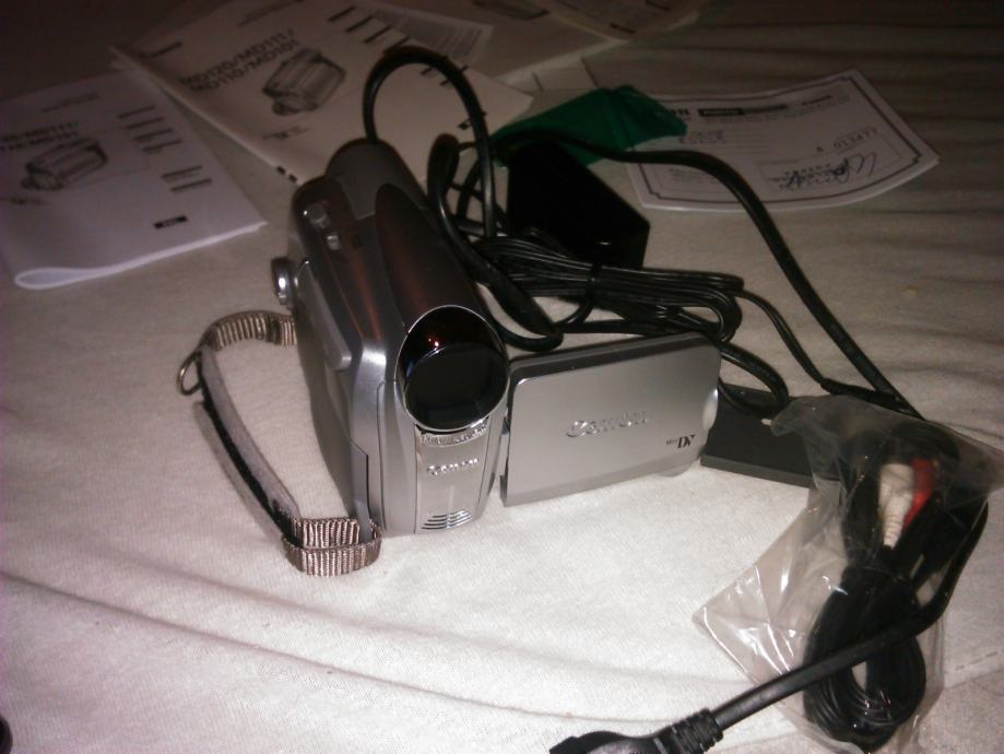 Prodajem Canon kamkorder(kameru) MD120/MD111/MD110/MD101