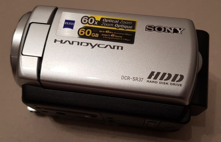 Sony DCR-SR37 HDD 60GB
