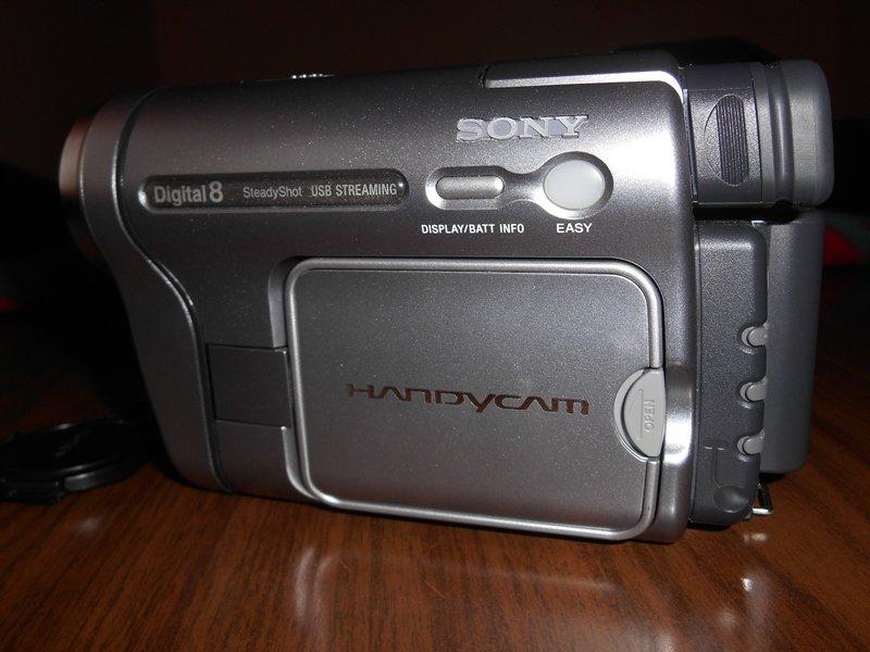 driver usb cam sony digital 8 dcr-trv285e