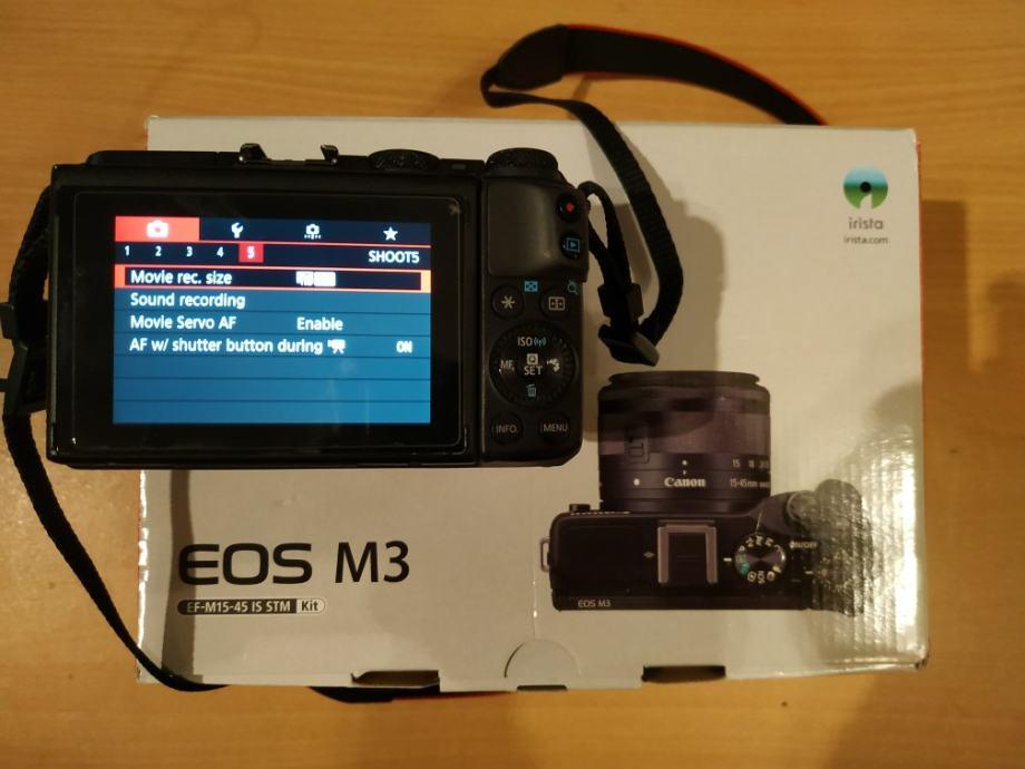 Canon EOS M3 + EF-m 22mm f/2